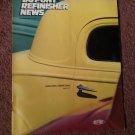 Du pont Refinisher News, July/August  1990 NO 282 Radical Rods, Cronar Colors 070716187