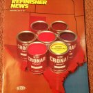 Du pont Refinisher News, March/April 1988 NO 268  Cronar 070716217