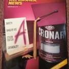 Du pont Refinisher News, March/April 1989 NO 274 Cronar 070716223