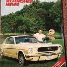 Du pont Refinisher News,November/December 1989 NO 278  070716226