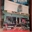 Vintage 1971 Echlin Parts Catalog  070716287