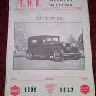 Vintage December. 1967 T.H.E. Greater Super Six Club Hudson Club 070716327