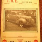 Vintage October 1968 T.H.E. Greater Super Six Club Hudson Club 070716339