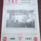 Vintage September 1968 T.H.E. Greater Super Six Club Hudson Club 070716340