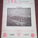 Vintage April  1968 T.H.E. Greater Super Six Club Hudson Club 070716344