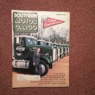Vintage February 1986 Southern Motor Cargo Magazine, Grad Directory 070716348