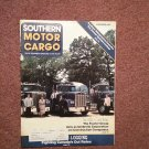 Vintage November 1986 Southern Motor Cargo Magazine, The Fowler Group 070716351