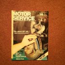 Vintage October 1989 Motor Service Magazine, Chrysler Engine Controls070716359