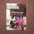 Vintage Janaury 1991 Motor Service Magazine, GM Vortec CPI 070716369