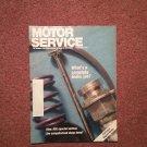 Vintage Feb 1991 Motor Service Magazine, Computerized Shops 070716370