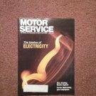 Vintage May 1991 Motor Service Magazine, Sealing Honda Engines 070716373