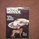 Vintage November 1991 Motor Service Magazine, Your Bottom Line 070716378