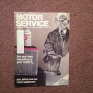 Vintage August 1990 Motor Service Magazine, Toyota Suspensions 070716387