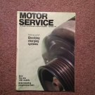 Vintage November 1990 Motor Service Magazine, Compression Tests 070716390