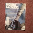 Vintage December 1988 Motor Service Magazine, Bottom End 070716398