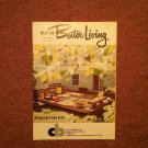 Vintage July 1977 Better Living VOL 21, How to Build A Decl  NO 11 070716405