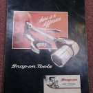 Vintage SNAP-On Tool Catalog 368 Pages (no year)  070716433