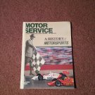 September 1992 Motor Service Magazine,History of Motorsports 070716457