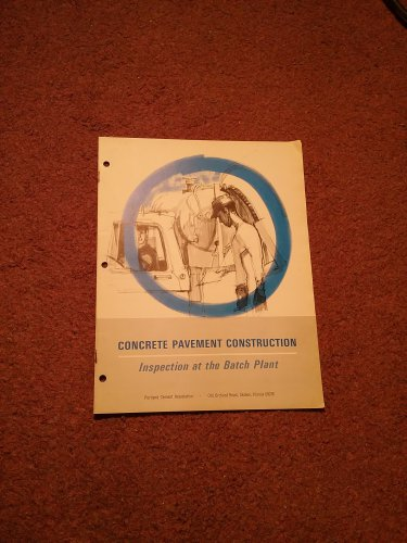 1967 Portland Concrete Inspection Booklets (2) 070716470