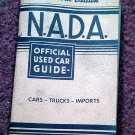 VIntage NADA Offiicial Car Guide Eastern Ed. April 1973 0707472