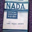VIntage NADA Offiicial Car Guide Eastern Ed. April 1973 0707472