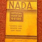 VIntage NADA Offiicial Car Guide Eastern Ed. August 1973 070716474
