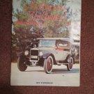 Vintage 1973 Motorcars Unlimited Featuring 1922 Studebaker 70716513