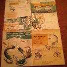 Vintage Pontiac Ad, Local Parkersburg, WV Thomas Motor 070716511