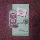 Schatz 400 Day Clock Manual  070716582