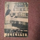 1941 Kerr Home Canning in 12 Short Lessons Modern Homemaker    070716580