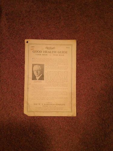 1933 Rawliegh's Good Health Guide    070716616