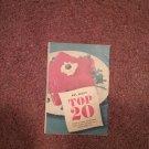 1942 Mrs Knox Top 20 Cookbook     070716609