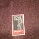 1934 Presto Home Canning Recipes  070716607