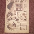 Vintage Clabber Girl Backing Book 15 Pages 070716604