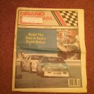 June 15, 1989 Grand National Scene Magazine NASCAR RUDD 070716674