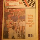 June 1, 1989 Grand National Scene Magazine NASCAR WALTRIP 070716676