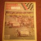 April 13,   1989 Grand National Scene Magazine NASCAR WALLACE  070716679