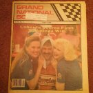August 3, 1989 Grand National Scene  Magazine NASCAR LABONTE 070716681