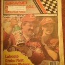 June 22, 1989 Grand National Scene Magazine NASCAR LABONTE 070716693