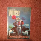 Full Gospel Business Men's Voice Magazine, Overcoming Depression  070716732
