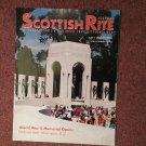 The Scottish Rite Journa, Magazine August 2004 WWII 070716743