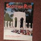 The Scottish Rite Journa, Magazine August 2004 WWII 070716743