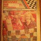 February 16, 1989 Grand National Scene Magazine  NASCAR SCHRADER  070716662