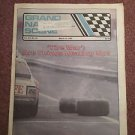 March 16,1989 Grand National Scene Magazine  NASCAR TIRE WAR 070716668