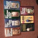 7 Carleton Sheets VHS, 1 2 3 System