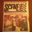 October 12, 1989 Winston Cup Scene Magazine  NASCAR SCHRADER 070716672