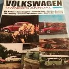 Vintage Volkswagen Owner's Annual, 1969, 98 pages 7071628