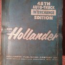 48TH Auto Truck Hollander Interchange Manual 48 1971 - 1982 7071659