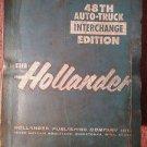48TH Auto Truck Hollander Interchange Manual 48 1971 - 1982 7071659