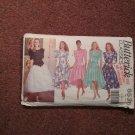 Butternick Pattern, 80s Dresses 65636 TALLE  070716761